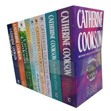 Catherine Cookson Collection 9 Books Set Riley Tinker's Girl Bonny Dawn PB