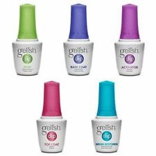 AUTHENTIC GELISH Dipping Powder Essentials (Separate or Full set of 5 bottles)