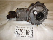 1988 YAMAHA BIG BEAR 350 4X4 ATV FOURWHEELER FRONT GEARCASE DRIVE ASSEMBLY
