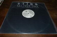 "STING - Vinyle Maxi 45 tours / Promo 12"" !!! IF YOU LOVE SOMEBODY !!! AMDJ 4"