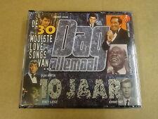 2-CD BOX / DE 30 MOOISTE LOVE SONGS VAN DAG ALLEMAAL