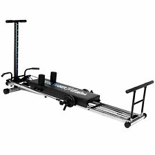 NEW! Bayou Fitness TOTAL TRAINER PilatesPro Reformer and Strength Home Gym