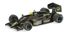 MINICHAMPS Lotus RENAULT 98t Ayrton Senna 1986 -