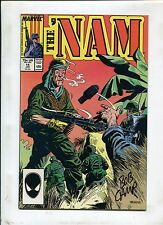The Nam #14 ~ Signed By Bob Camp ~ (Grade 9.2)WH