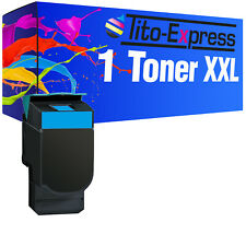 1 Toner XXL Cyan ProSerie für Lexmark CS310DN CS310N CS410DN CS410DTN CS410N