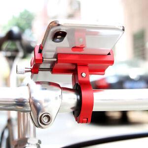 Universel Support de téléphone portable Vélo Moto Guidon GPS 360 Extensible mode