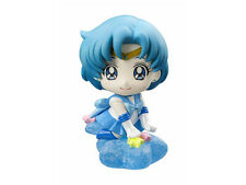 Sailor Moon Sailor Mercury Petit Chara Land Candy Ver. Trading Figure NEW