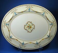 "Paragon BEAUPRE 14"" Oval Serving Platter Bone China England Nice"