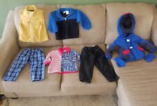 Boys 3T clothes mixed lot of 6 Read