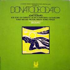JOAO DONATO/DEODATO Donato Deodato LP SEALED on Muse