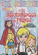Little Red Riding Hood & Friends - Kids Klassics Vol 6 (DVD, 2002) Ridinghood