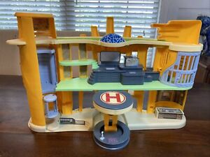 Disney Zootopia Police Station Playset TOMY Playset Only No Accessories RARE