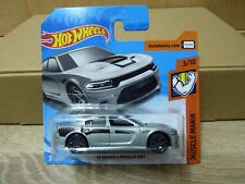 Hot Wheels 2018  `15 Dodge Charger SRT  Muscle Mania #66/365