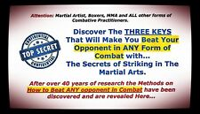 Kempo Karate, Martial Arts Striking Secrets Revealed - GM Jim Brassard