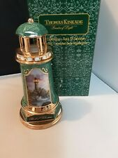 New listing Thomas Kinkade Victorian Light Lighthouse 2004 Rock of Salvation