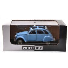 WhiteBox 1/24 Citroen 2 CV 4 Alloy Diecast Model Sports Racing Car Vehicles Toys