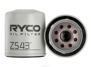Ryco Oil Filter Z543 fits Holden Epica 2.0 i, 2.5 i