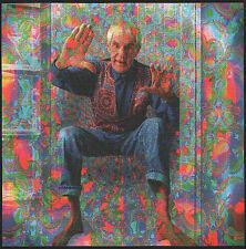 Déclenchement Leary BUVARD Art Timothy Ken Kesey Hunter S Thompson Albert Hofmann