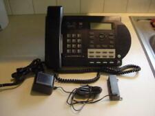 Used Nortel Venture 3-line Business Phone Black - Complete Includes User Manual