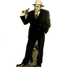 H19903 Al Capone Cardboard Cutout Standup