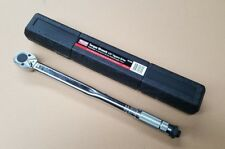 """Toledo Torque Wrench 1/2"""" Inch Drive 14 - 203 Nm 10 - 150 Ft Lbs  301099 Tension"""