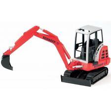 Bruder Schaeff HR16 Minibagger Baufahrzeuge 02432, Sandspielzeug, Baumaschine