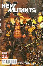 New Mutants  #33  Keown Variant  Cover