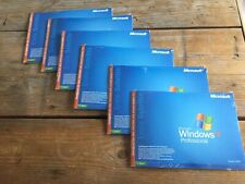 Windows XP Professional 32 bit, Deutsch HP ROK OEM Vollversion mit MwSt Rechnung