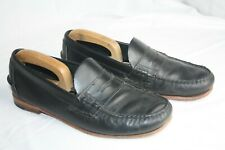 SEBAGO GENUINE HANDSEWN LEATHER SIZE 8 PENNY LOAFERS MOCCASINS