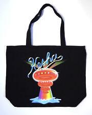 Kesha Rainbow Tour Early Entry VIP Canvas Tote Bag Hymn Spaceship Graphic