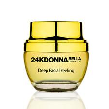 Donna Bella Authentic Luxury - Caviar 24K Deep Facial Peeling