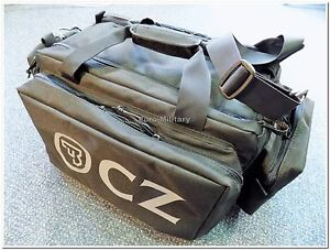 Original CZUB CZ High Quality Shooting Transport Bag - Black - CZ Brand New
