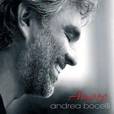 ANDREA BOCELLI - AMORE (REMASTERED 2LP) 2 VINYL LP NEUF