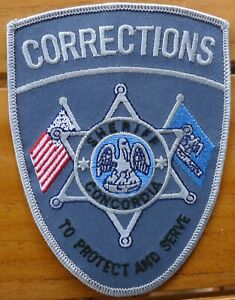 CORRECTIONS SHERIFF CONCORDIA Patch