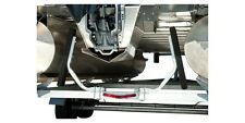Pontoon Boat Trailer Guide On Carpeted Bunk Board Kit