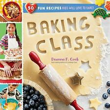 BAKING CLASS - BRAND NEW BOOK - KIDS LEARNING 128559