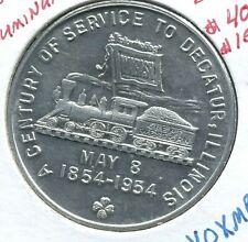 So Called $ - 1954 IL - HK - 745 - Wabash Railroad - R 5 - Lot #TT 1219