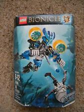 NEW Lego Bionicle Set 70780 Protector of Water Complete in a Sealed Box