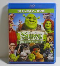 Shrek Forever After (Blu-ray Disc, 2010) NO DVD DISC