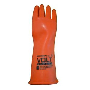 Electrical Insulated Gloves 1000V AS2225 (Latex Rubber) 360mm Long