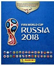 Panini World Cup Russia 2018: Album + Full Set 682 Stickers