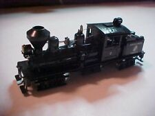 HO scale brass shay