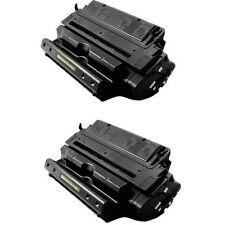 2 PACK HP C4182X C4182A Laserjet TONER CARTRIDGE 8100 8100N 8150 8150N 8150DN