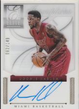 Udonis Haslem 2012 Panini Elite Inscriptions autograph auto card 31 /149