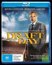 Draft Day, 2014 Drama Chris Berman Blu-ray NEW