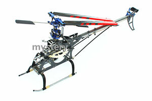 Mystery 450 Flybar 6CH 3D Belt Drive Helicopter Kit