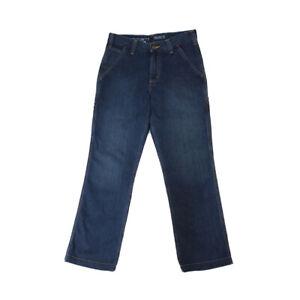 Wrangler jeans men's 44 X 29 denim blue Comfort waist stretch