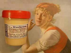 Bienenwachs-Policosanol-Waschlotion 4€ / 100 g sanfte Hautreinigung, rückfettend