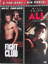 Muhammad Ali (Cassius Clay) & Fight Club - Will Smith, Brad Pitt, Edward Norton