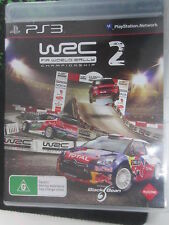 WRC 2 FIA World Rally Championship 2 PS3